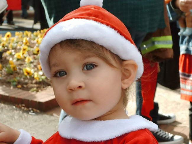 More than 150 photos from McCormick Parade and Santa at the MACK